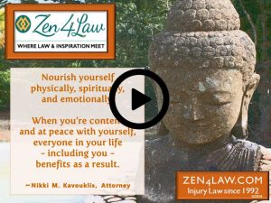 nourish self inspiring legal video