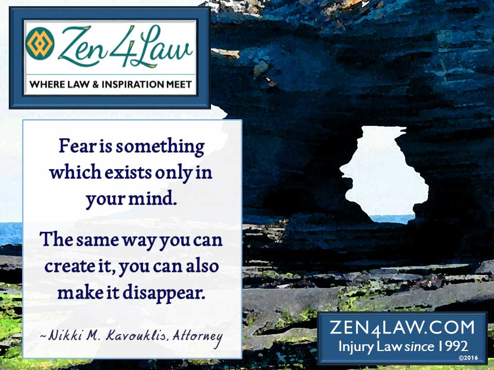 Uplifting Legal Advice – Fears Disappear!