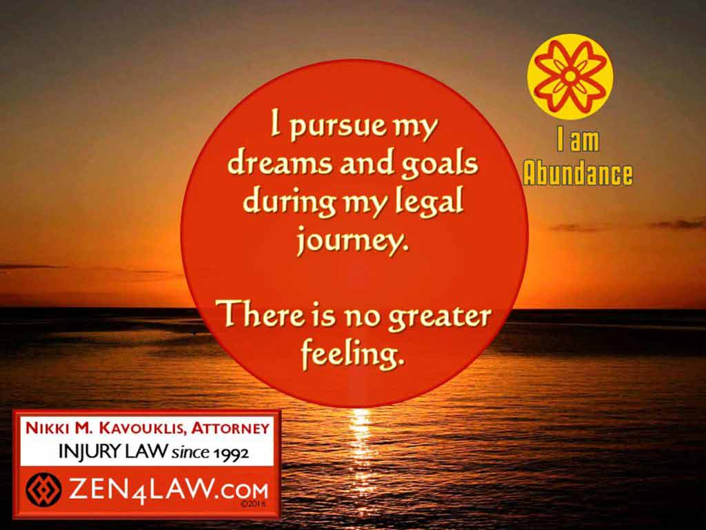 Empowering Legal Advice – Pursue Dreams!
